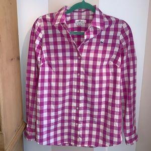 Vineyard Vines Women's Checkered Shirt